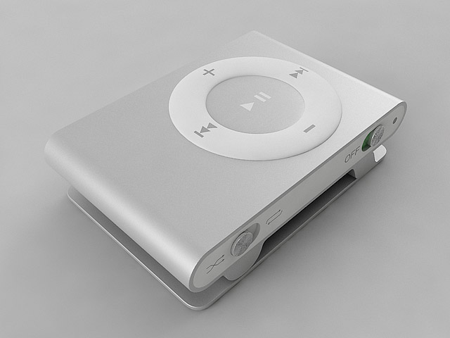 how to use ipod shuffle 2nd generation