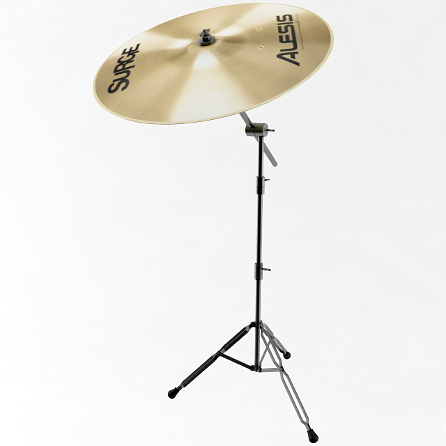 ... Crash Cymbal [Crash Cymbal] - $30.00 : Plutonius 3D, Affordable models: plutonius.aibrean.com/index.php?main_page=product_info&cPath=33...