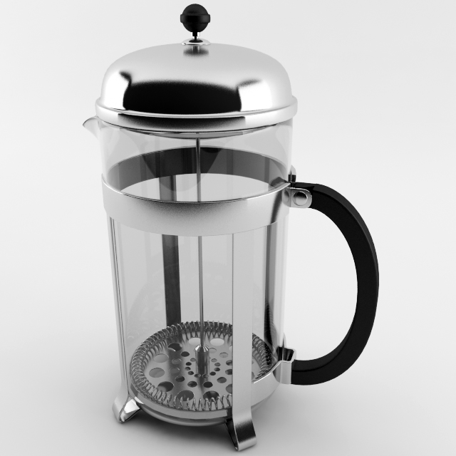 French Press Coffee Maker Images : French Press Coffee Maker French Press Coffee Maker [French Press Coffee Maker] - USD 40.00 ...