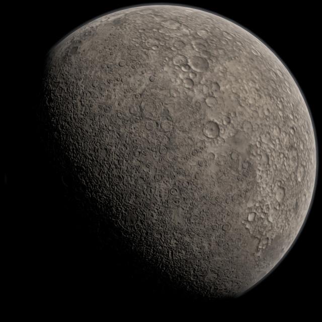 layers of planet mercury - photo #13