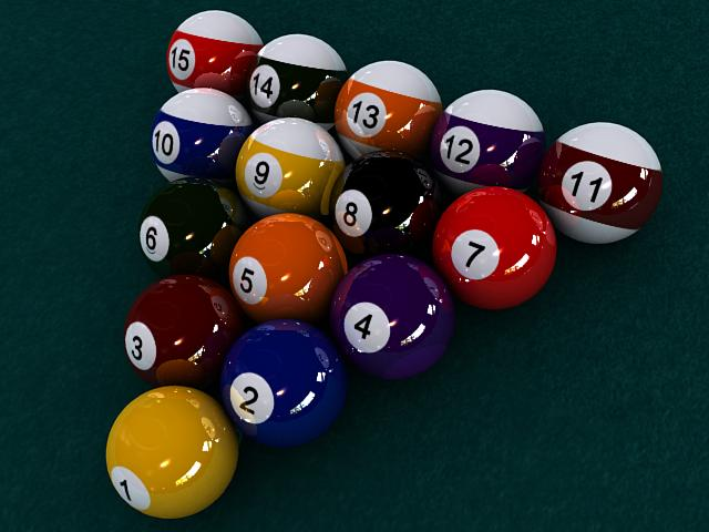 Pool Ball Starter Set Pool Ball Starter Set [Pool Ball ...