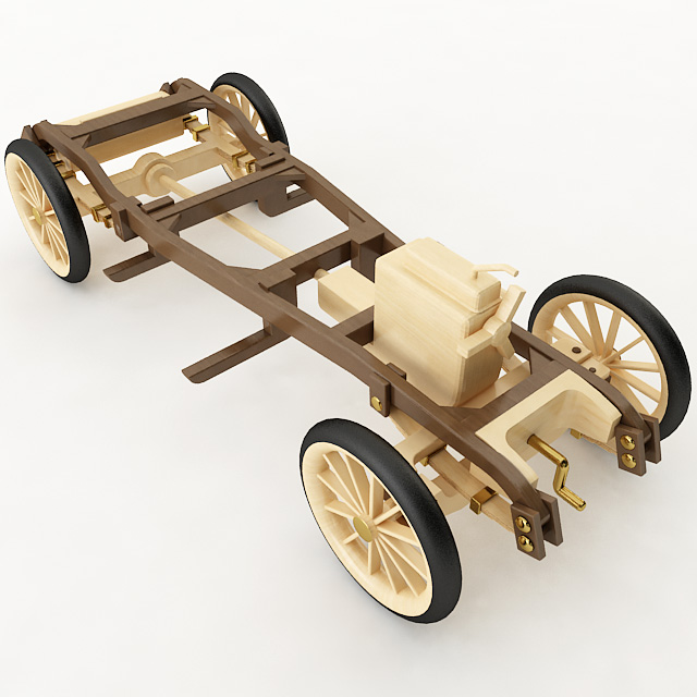 Wooden Antique Toy Car Wooden Antique Toy Car Wooden Antique Toy Car